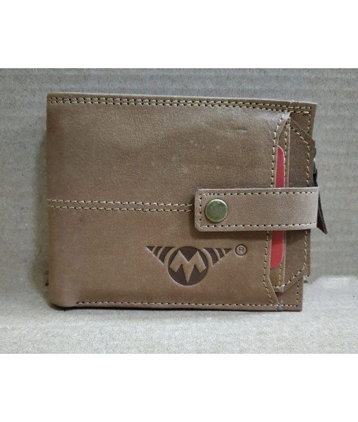 Mozri Leather Wallet For Mens
