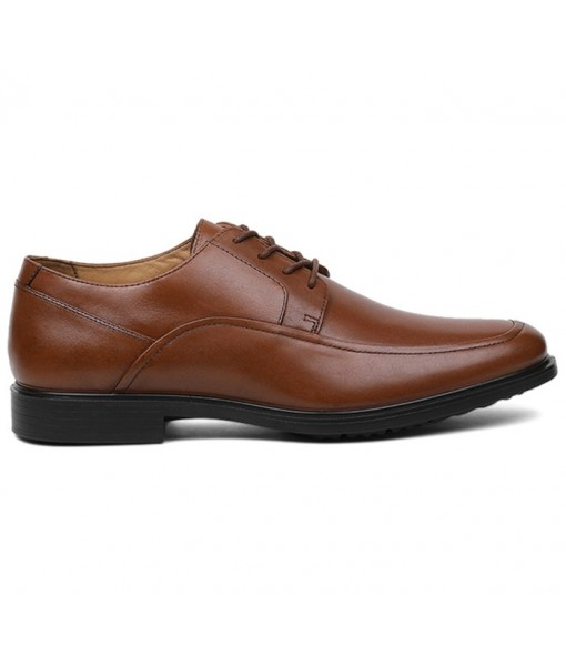 BROWN FORMAL LEATHER SHOES FOR MENS
