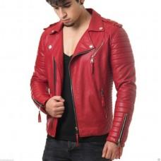 MOZRI Full Sleeve Self Design Men's Jacket